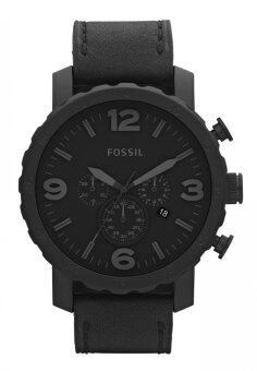 Fossil Nate Black Watch JR1354