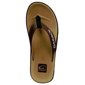 GAMBOL รองเท้าแตะ รุ่น GM11288 (สีครีม) - 5