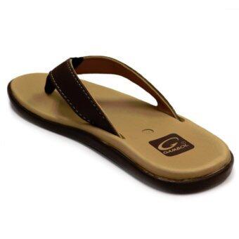 GAMBOL รองเท้าแตะ รุ่น GM11288 (สีครีม) - 4