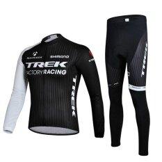 Gel Padded Breathable Bike Pants Bicycle Jerseys - intl