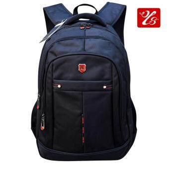 กระเป๋าเป้ กระเป๋าสะพาย แฟชั่น P1682(ดำ)