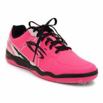 GIGA รองเท้ากีฬาฟุตซอล รุ่น FG405 (สีชมพู)