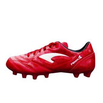 ราคา Grand sport รองเท้าฟุตบอล Grand Fenix 3 (สีแดง )