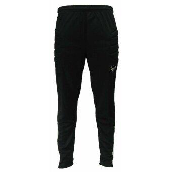 กางเกงผู้รักษาประตูฟุตบอล ขายาว Grandsport 08-092 ดำ