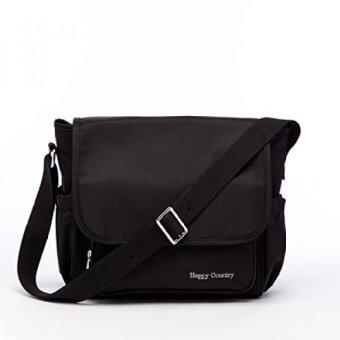 hc black diaper bag crossbody bag