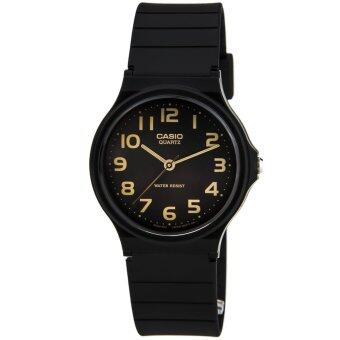 Casio Standard นาฬิกาข้อมือ รุ่น MQ24-1B2 (สีดำ)