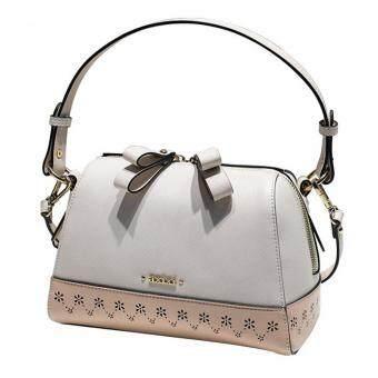 Axixi กระเป๋าสะพาย แฟชั่นเกาหลี รุ่น 425 (Cream)
