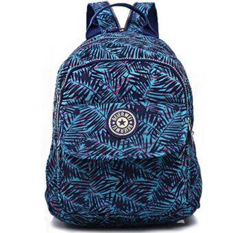 RICHCOCO กระเป๋าเป้สะพายหลัง Nylon leisure Backpack (K01-007)