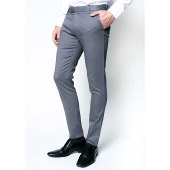 B&B กางเกงขายาว Chino Pant (GREY)