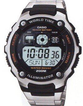 Casio Standard นาฬิกาข้อมือ - รุ่น AE2000WD-1A