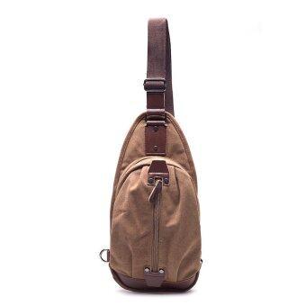 MARINO กระเป๋าสะพายข้าง รุ่น No.8662 (Brown)