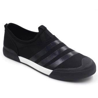 Air Move รองเท้าผ้าใบแฟชั่นผู้ชาย รุ่น MT6071 (Black)