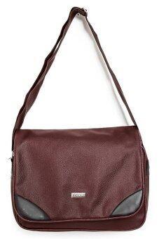 DM กระเป๋าสะพายข้าง Adrano - Scarlet