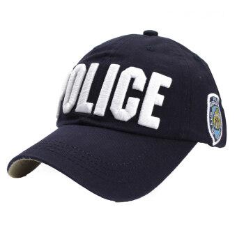 หญิงชายตำรวจผู้รักษากฎหมายตำรวจสวมหมวกแก๊ปกะบังหน้าหมวกเบสบอล-ระหว่างประเทศ