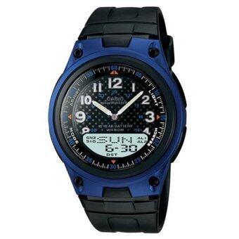 Casio Standard นาฬิกาข้อมือ - รุ่น AW-80-2B