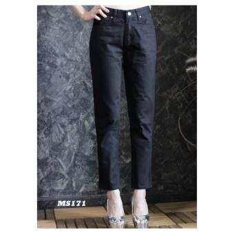 platinum fashion กางเกงยีนส์ขายาว สินค้านำเข้า เนื้อผ้า สีสวย รุ่นPMS171