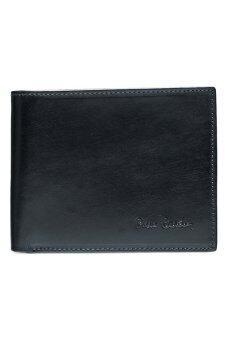 Pierre Cardin กระเป๋าธนบัตรรุ่น PWJ3-SB1 BK(สีดำ)