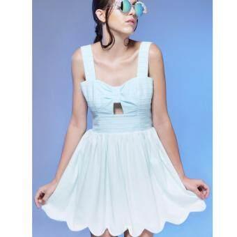 ชุดเดรส/ชุดกระโปรงสีพาสเทลสำหรับไปทะเล Miss Mermaid Dress