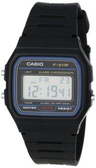 Casio Standard นาฬิกาข้อมือ - รุ่น F-91W