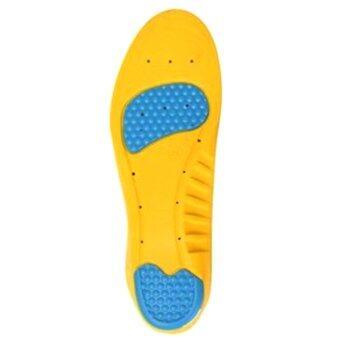 ความเจ็บปวดความโกรธกายอุปกรณ์ Insoles โค้งรองรับแผ่นรองเท้าใส่ L