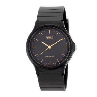 Casio Standard นาฬิกาข้อมือ รุ่น MQ24-1E - Black