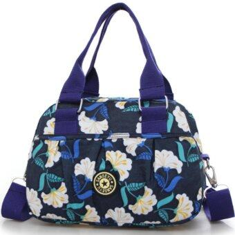 RICHCOCO กระเป๋าสะพาย เนื้อผ้าไนลอนกันน้ำ Waterproof Nylon Crossbody Handbag (003)