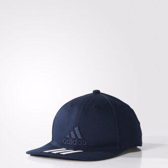ADIDAS หมวกแก๊ป รุ่น 6P 3S CAP COTTO - BK0808-OSFM(NAVY)