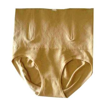 Miracle Bra กางเกงใน กระชับสัดส่วน ลดพุง เก็บหน้าท้อง (สีเนื้อ) – 1 ตัว