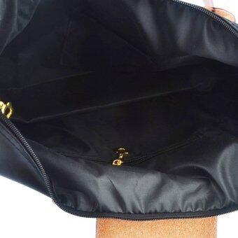 Marino กระเป๋าสะพายไหล่ผ้าไนล่อน รุ่น 602 - Black (image 3)