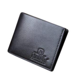 ชายสีดำกระเป๋าสตางค์