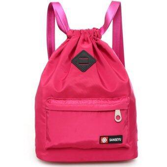 RICHCOCO กระเป๋าเป้สะพายหลัง Nylon leisure Backpack (K10-P)