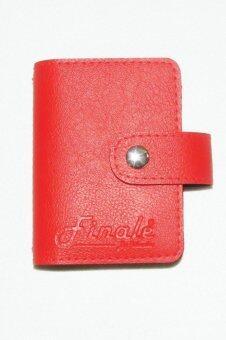 Finale by ideadec กระเป๋าใส่บัตร/นามบัตร Finale Card Holder
