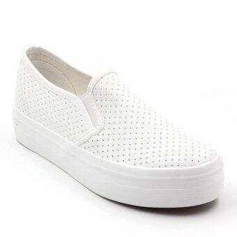 Air Move รองเท้าผ้าใบแฟชั่นผู้หญิง รุ่น 7023 (White)