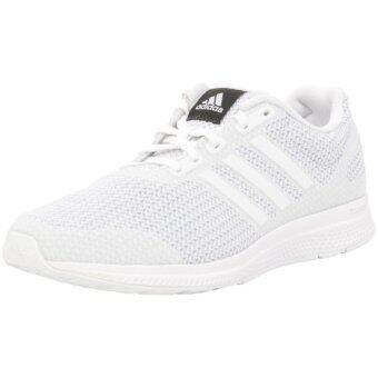 Adidas รองเท้าวิ่ง Mana Bounce Knit B54182 (White)