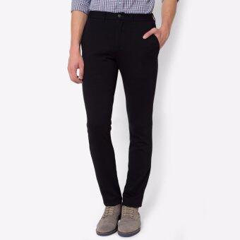 PRIMO LINEA กางเกงสแล็ค ผ้ายืด I-flex 4JM45L2014 (สีกรมท่า)