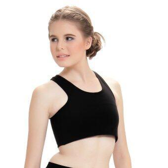 Mary Eve เสื้อชั้นในเก็บหน้าอก รุ่น Tom Bra BL - สีดำ