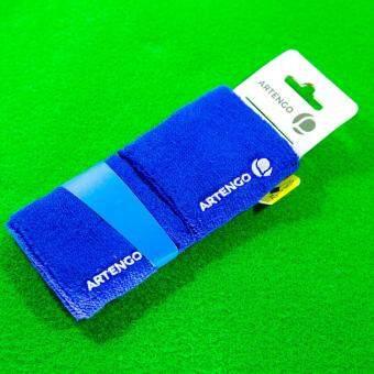 ปลอกรัดข้อมือกีฬา M700 - (สีน้ำเงิน) วงกำมะหยี่ดูดซับเหงื่ออย่างมีประสิทธิภาพ