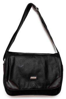 DM กระเป๋าสะพายข้าง Adrano - Black