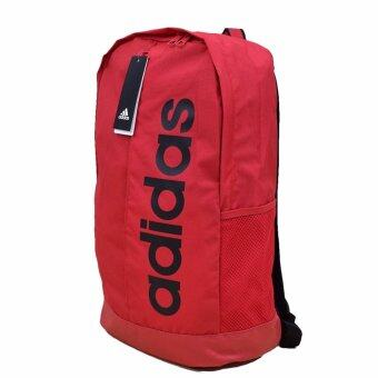 Adidas กระเป๋าเป้ รุ่น LIN PER BP - Red