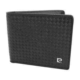 Pierre Cardin กระเป๋าสตางค์ รุ่น PWJ3-SPL42 BK (สีดำ)
