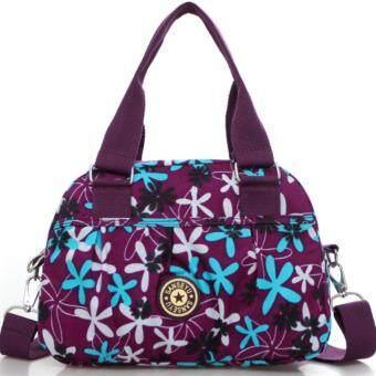 RICHCOCO กระเป๋าสะพาย เนื้อผ้าไนลอนกันน้ำ Waterproof Nylon Crossbody Handbag (002)