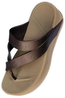 MONOBO Primrose4 รองเท้าโมโนโบ้ (สีน้ำตาลอมม่วง)