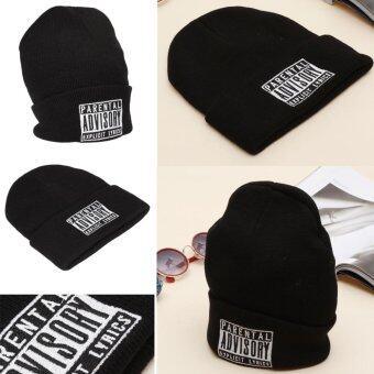 แฟชั่นหมวกไหมพรมสำหรับเล่นสกีตัวอุ่นเพศรูปแบบฮิพฮอพหมวกหมวกหมวก