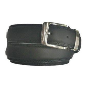 iruach leather เข็มขัด หนังวัวแท้ รุ่น A11011 - Black