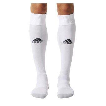 ADIDAS ถุงเท้า ฟุตบอล อาดิดาส Football Soccer Sock Milano16 AJ5905 (250) สำหรับเท้าเบอร์