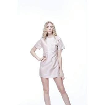 ชุดกระโปรง เดรสสั้น Majolica dress