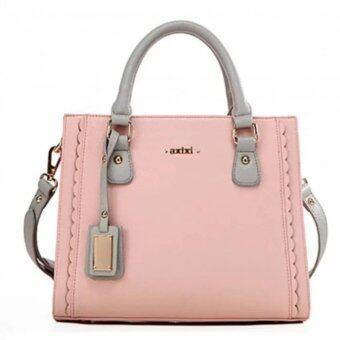 Axixi กระเป๋าแฟชั่น รุ่น A11219 (Pink)