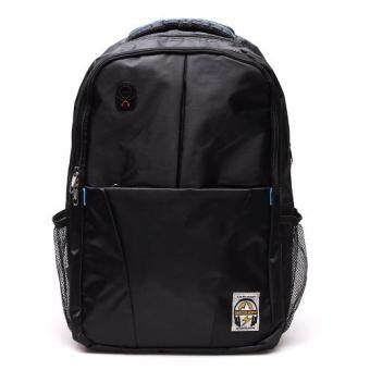 DISCOVERY กระเป๋าเป้สะพายหลัง Notebook iPad Backpack DR 1489 Black(Int: One size)