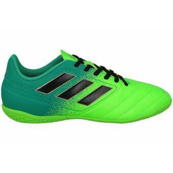 Adidas รองเท้า ฟุตบอล เด็ก อาดิดาส Football Jr Shoe ACE17.4 IN BB1055 (1690)