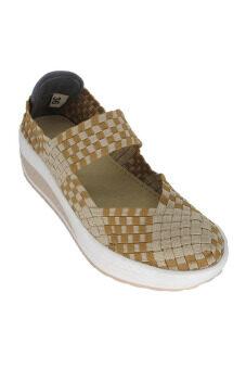 ALISA Shoes รองเท้าสปอร์ต รุ่น F790 ( Light Beige Cream )